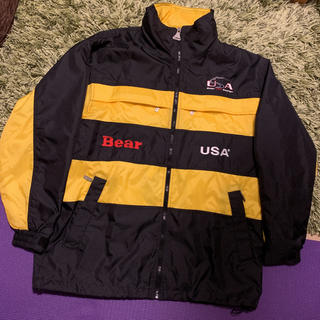 ベアー(Bear USA)のJS24様専用 希少 90s BEAR USA ベアー(ナイロンジャケット)