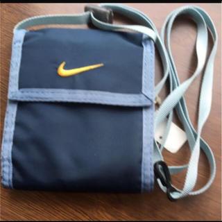 ナイキ(NIKE)のNIKEのナイロン製 折り畳み財布(5)(折り財布)