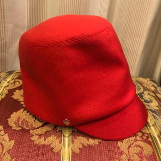 エルメス(Hermes)のHERMES 帽子(ハンチング/ベレー帽)