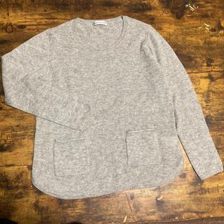 モンシュシュ(Mon chouchou)のカシミヤセーター(ニット/セーター)