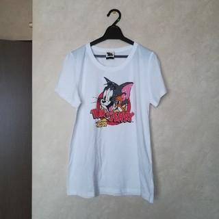 シマムラ(しまむら)のしまむら トムとジェリーTシャツ L(Tシャツ(半袖/袖なし))
