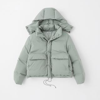 コモリ(COMOLI)のauralee light finx down jacket 19aw(ダウンジャケット)