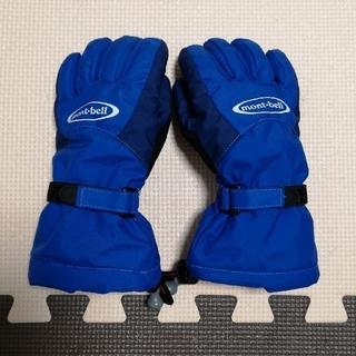 モンベル(mont bell)の美品 モンベル 手袋 4-6 サーマルグローブ スキー スノボ(手袋)