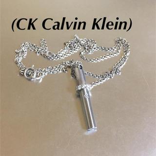 カルバンクライン(Calvin Klein)のCKカルバンクライン ネックレス(ネックレス)