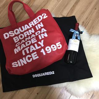 ディースクエアード(DSQUARED2)のディースクエアード バッグ❤️新品未使用品(トートバッグ)