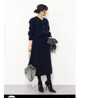 るいちゃん様専用 ミラオーウェン  セットアップ カーディガン スカート フレア(セット/コーデ)