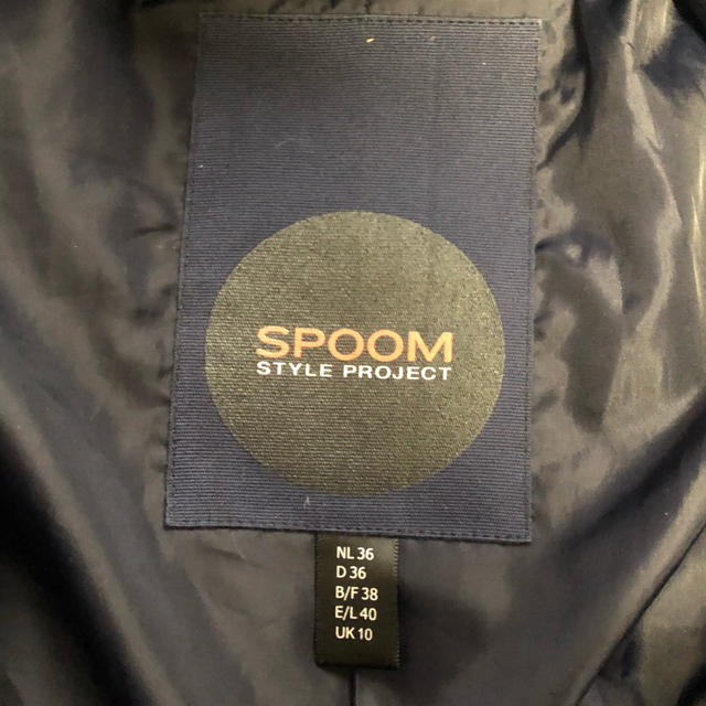 armoire caprice(アーモワールカプリス)のSPOOM ダウン  レディースのジャケット/アウター(ダウンジャケット)の商品写真