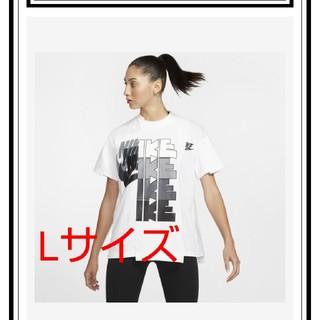 sacai - NIKE × sacai ハイブリッド Tシャツ