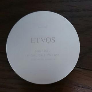エトヴォス(ETVOS)のエトヴォス  ミネラルハイライトクリーム(フェイスカラー)