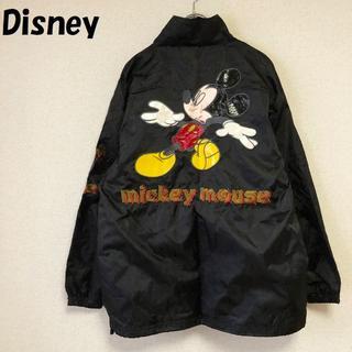 ディズニー(Disney)の【人気】Disney/ディズニー ジップアップナイロンジャケット サイズM(ナイロンジャケット)