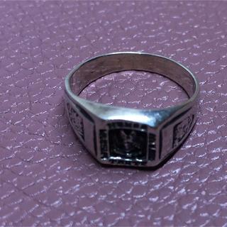 ホンダリング SILVER925 16号指輪 シルバー925 リング(リング(指輪))