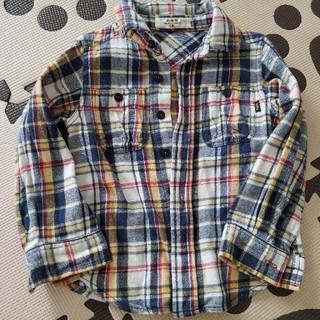 エーアーベー(eaB)のチェックシャツ(その他)
