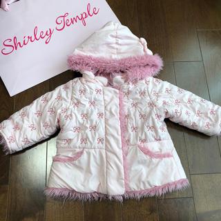 Shirley Temple - 6.シャーリーテンプルshirley temple リバーシブルアウター