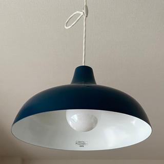 イデー(IDEE)のIDEE KULU LAMP Navy 照明 ライト クルランプ ネイビー(天井照明)