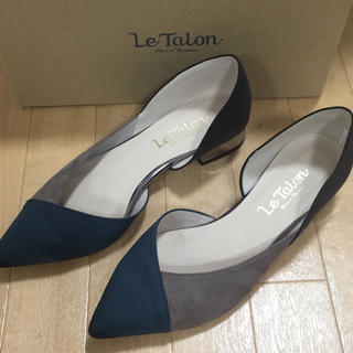 ルタロン(Le Talon)のLe Talon ローヒールパンプス(ハイヒール/パンプス)