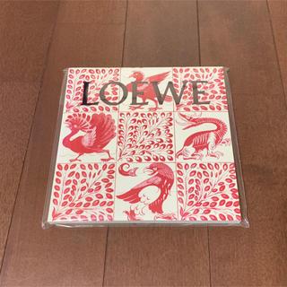 ロエベ(LOEWE)のSPUR シュプール 2020年 1月号 特別付録 LOEWE ロエベ 未使用(ノート/メモ帳/ふせん)
