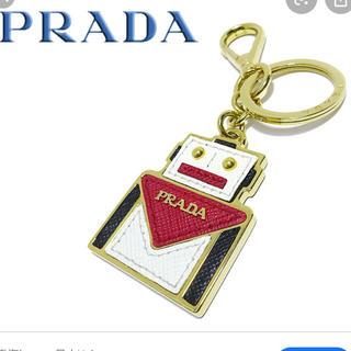 プラダ(PRADA)のキーリング10000円→8000円(キーホルダー)