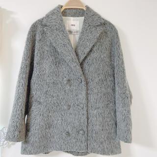 ファーファー(fur fur)の未使用♡Aライン コート(その他)