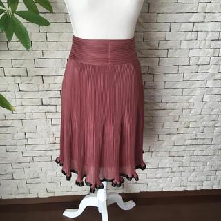 アクアガール(aquagirl)のスカート新品同様(ひざ丈スカート)