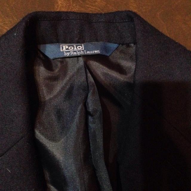 POLO RALPH LAUREN(ポロラルフローレン)のラルフ スーツ上下セット キッズ/ベビー/マタニティのキッズ服 男の子用(90cm~)(ドレス/フォーマル)の商品写真