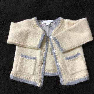 バーバリー(BURBERRY)の✨美品✨Burberry新生児用セーター(その他)