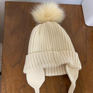 ザラキッズ(ZARA KIDS)のZARA ベビー ニット帽(帽子)