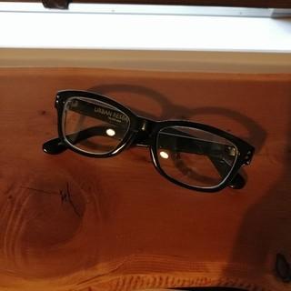 アーバンリサーチ(URBAN RESEARCH)のアーバンリサーチ 伊達眼鏡 ブラック(サングラス/メガネ)