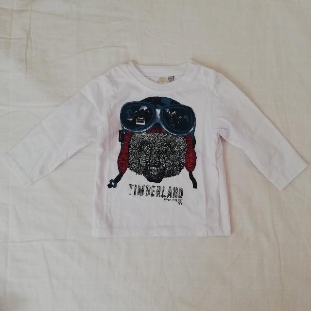Timberland(ティンバーランド)のTimberland ベビー くま  キッズ/ベビー/マタニティのベビー服(~85cm)(Tシャツ)の商品写真