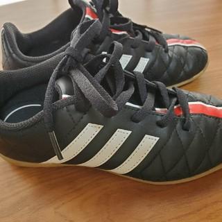 アディダス(adidas)のadidas 体育館シューズ 18.5センチ(スクールシューズ/上履き)