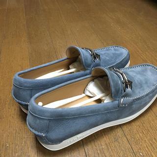 サルヴァトーレフェラガモ(Salvatore Ferragamo)の値下しました【新品】紳士靴フェラガモローファー(スリッポン/モカシン)