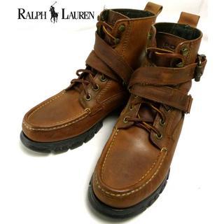 ポロラルフローレン(POLO RALPH LAUREN)のPolo Ralph Lauren ポロ ラルフローレン ブーツ25.5-26(ブーツ)