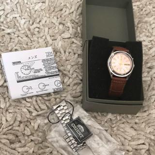 オリエント(ORIENT)のORIENT オリエント腕時計(腕時計(アナログ))