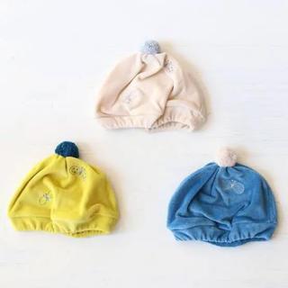 ミナペルホネン(mina perhonen)の春秋2個セット★ミナペルホネン  ベビー帽子 mina perhonen  (帽子)