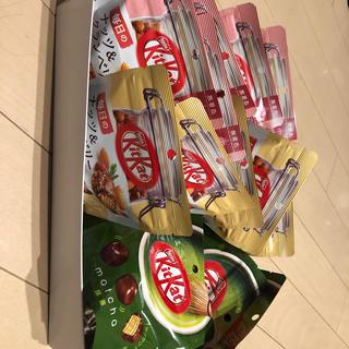 ネスレ(Nestle)のナッツクランベリー(菓子/デザート)