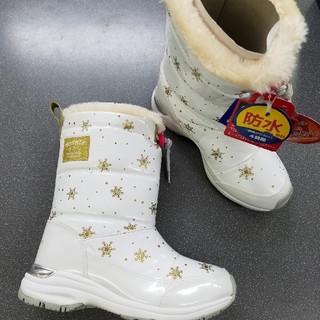 ムーンスター(MOONSTAR )の新品タグつき防寒ブーツ(長靴/レインシューズ)