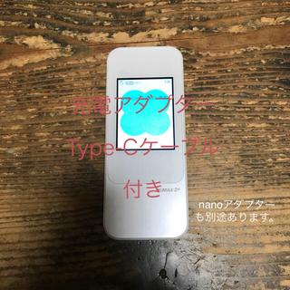エーユー(au)のWiMAX speed W04 ポケットルーター(その他)