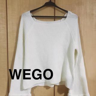 ウィゴー(WEGO)のトップス(ニット/セーター)