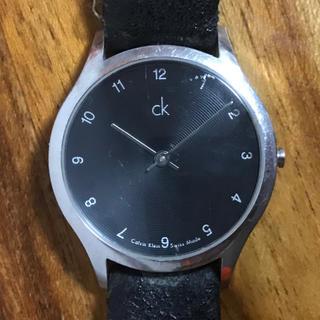 カルバンクライン(Calvin Klein)のck カルバンクライン レディスウォッチ ジャンク品 送料無料(腕時計)