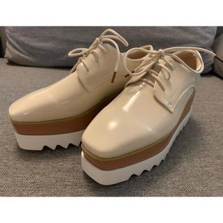 ミラオーウェン(Mila Owen)のオックスフォードシューズ プラットフォームシューズ 新品(ローファー/革靴)