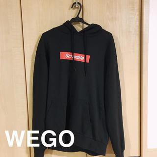 ウィゴー(WEGO)のトレーナー(トレーナー/スウェット)