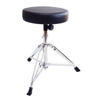 SYMPHA 高さ調整式 ドラムスローン / 折りたたみ型 ドラム椅子 ドラ(その他)