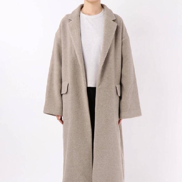 Ungrid(アングリッド)のungrid  ガウンコート レディースのジャケット/アウター(ガウンコート)の商品写真