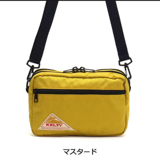 KELTY - 新品★KELTYケルティ★RECTANGLE ZIP SHOULDER 4L