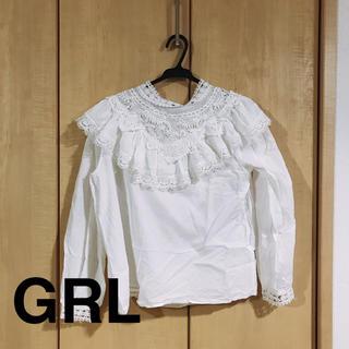 グレイル(GRL)のトップス(シャツ/ブラウス(半袖/袖なし))