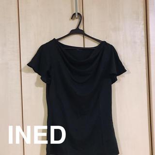 イネド(INED)のトップス(シャツ/ブラウス(半袖/袖なし))