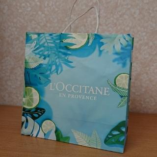 L'OCCITANE - ロクシタン  紙袋