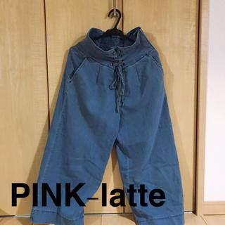 ピンクラテ(PINK-latte)のカジュアルパンツ(カジュアルパンツ)