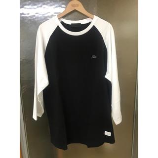 フラグメント(FRAGMENT)のgod selection xxx ラグランTシャツ XL(Tシャツ/カットソー(七分/長袖))