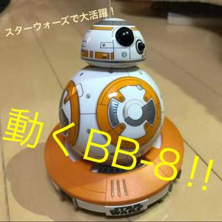 ディズニー(Disney)の【大特価!】sphero (スフィロ)BB-8 新古品 美品 【26日まで!】(ホビーラジコン)