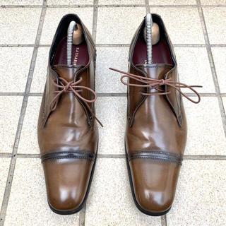 キャサリンハムネット(KATHARINE HAMNETT)のKATHARINE HAMNETT キャサリンハムネット 革靴 ビジネスシューズ(ドレス/ビジネス)